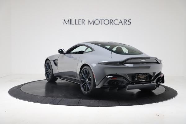 New 2020 Aston Martin Vantage Coupe for sale Sold at Pagani of Greenwich in Greenwich CT 06830 20