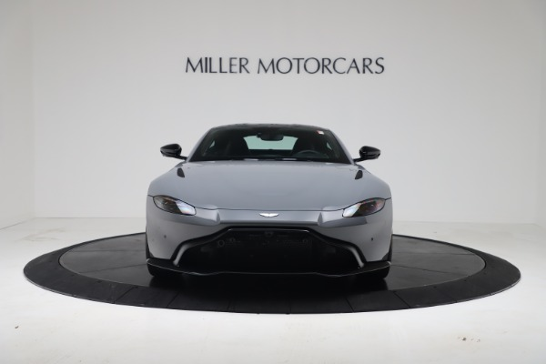 New 2020 Aston Martin Vantage Coupe for sale Sold at Pagani of Greenwich in Greenwich CT 06830 6