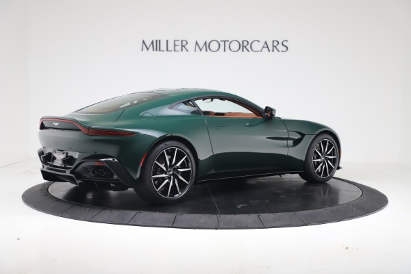 New 2020 Aston Martin Vantage Coupe for sale Sold at Pagani of Greenwich in Greenwich CT 06830 7
