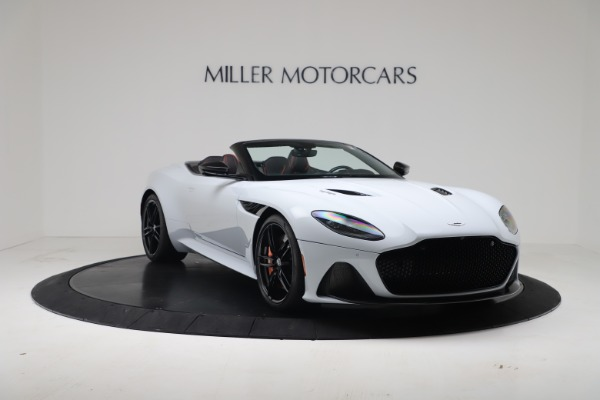New 2020 Aston Martin DBS Superleggera Volante Convertible for sale Sold at Pagani of Greenwich in Greenwich CT 06830 10