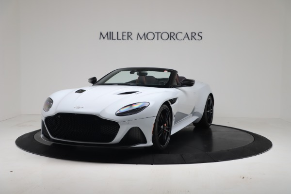 New 2020 Aston Martin DBS Superleggera Volante Convertible for sale Sold at Pagani of Greenwich in Greenwich CT 06830 12