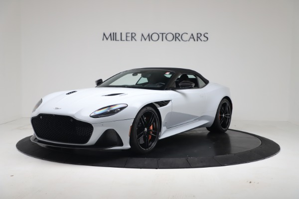 New 2020 Aston Martin DBS Superleggera Volante Convertible for sale Sold at Pagani of Greenwich in Greenwich CT 06830 13