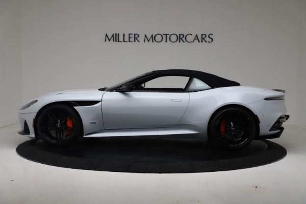 New 2020 Aston Martin DBS Superleggera Volante Convertible for sale Sold at Pagani of Greenwich in Greenwich CT 06830 14