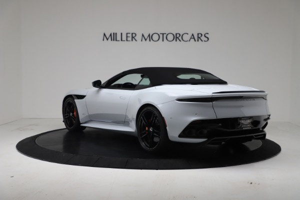 New 2020 Aston Martin DBS Superleggera Volante Convertible for sale Sold at Pagani of Greenwich in Greenwich CT 06830 15