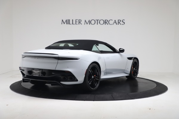 New 2020 Aston Martin DBS Superleggera Volante Convertible for sale Sold at Pagani of Greenwich in Greenwich CT 06830 16