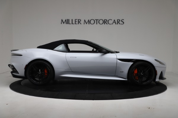 New 2020 Aston Martin DBS Superleggera Volante Convertible for sale Sold at Pagani of Greenwich in Greenwich CT 06830 17