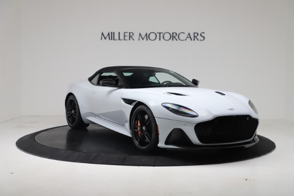 New 2020 Aston Martin DBS Superleggera Volante Convertible for sale Sold at Pagani of Greenwich in Greenwich CT 06830 18