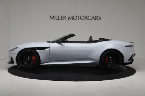 New 2020 Aston Martin DBS Superleggera Volante Convertible for sale Sold at Pagani of Greenwich in Greenwich CT 06830 2