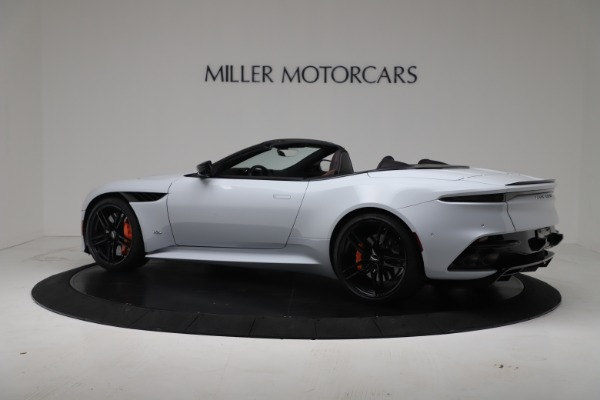 New 2020 Aston Martin DBS Superleggera Volante Convertible for sale Sold at Pagani of Greenwich in Greenwich CT 06830 3