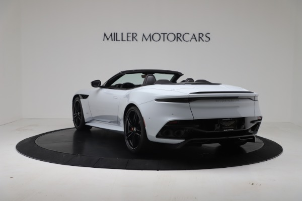 New 2020 Aston Martin DBS Superleggera Volante Convertible for sale Sold at Pagani of Greenwich in Greenwich CT 06830 4