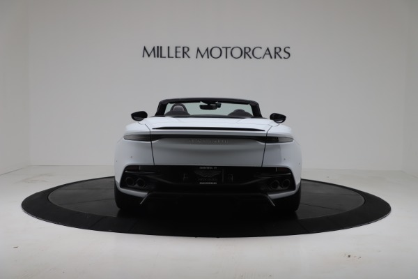 New 2020 Aston Martin DBS Superleggera Volante Convertible for sale Sold at Pagani of Greenwich in Greenwich CT 06830 5