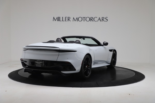 New 2020 Aston Martin DBS Superleggera Volante Convertible for sale Sold at Pagani of Greenwich in Greenwich CT 06830 6
