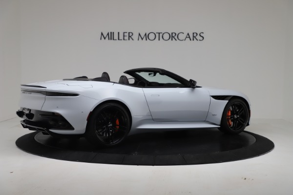 New 2020 Aston Martin DBS Superleggera Volante Convertible for sale Sold at Pagani of Greenwich in Greenwich CT 06830 7