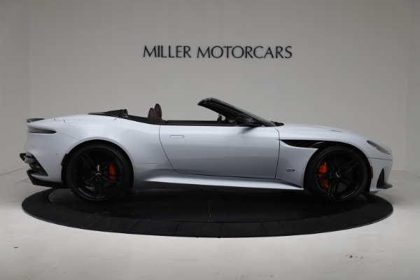 New 2020 Aston Martin DBS Superleggera Volante Convertible for sale Sold at Pagani of Greenwich in Greenwich CT 06830 8