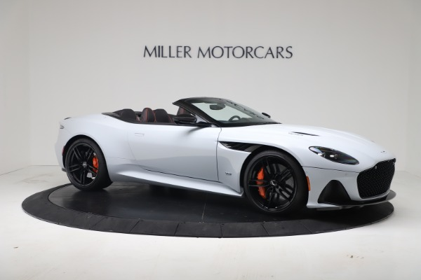 New 2020 Aston Martin DBS Superleggera Volante Convertible for sale Sold at Pagani of Greenwich in Greenwich CT 06830 9