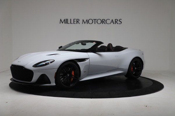 New 2020 Aston Martin DBS Superleggera Volante Convertible for sale Sold at Pagani of Greenwich in Greenwich CT 06830 1