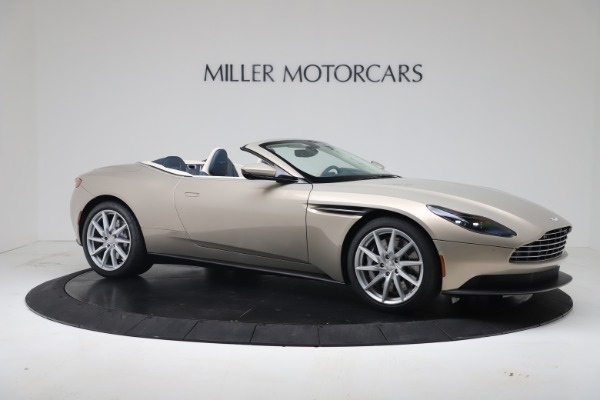 New 2020 Aston Martin DB11 Volante Convertible for sale Sold at Pagani of Greenwich in Greenwich CT 06830 10