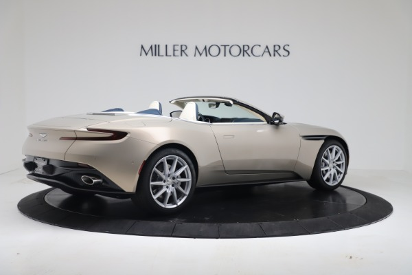 New 2020 Aston Martin DB11 Volante Convertible for sale Sold at Pagani of Greenwich in Greenwich CT 06830 13