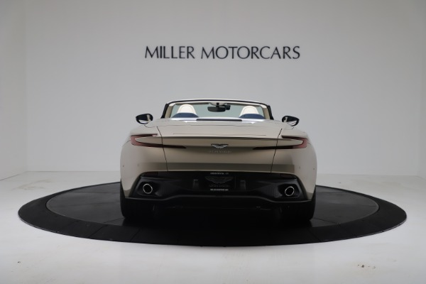 New 2020 Aston Martin DB11 Volante Convertible for sale Sold at Pagani of Greenwich in Greenwich CT 06830 18