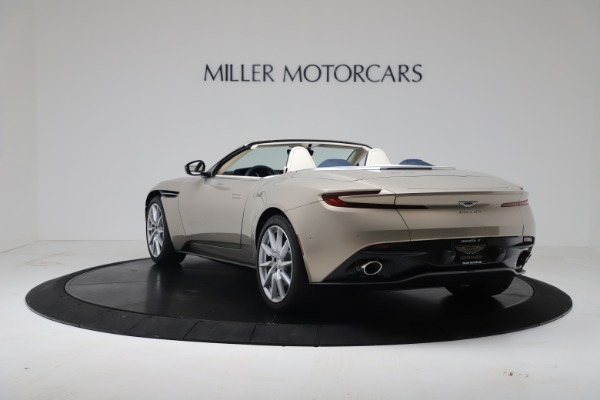New 2020 Aston Martin DB11 Volante Convertible for sale Sold at Pagani of Greenwich in Greenwich CT 06830 19