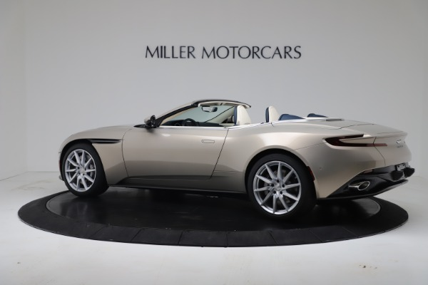 New 2020 Aston Martin DB11 Volante Convertible for sale Sold at Pagani of Greenwich in Greenwich CT 06830 21