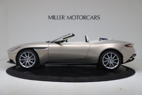 New 2020 Aston Martin DB11 Volante Convertible for sale Sold at Pagani of Greenwich in Greenwich CT 06830 24