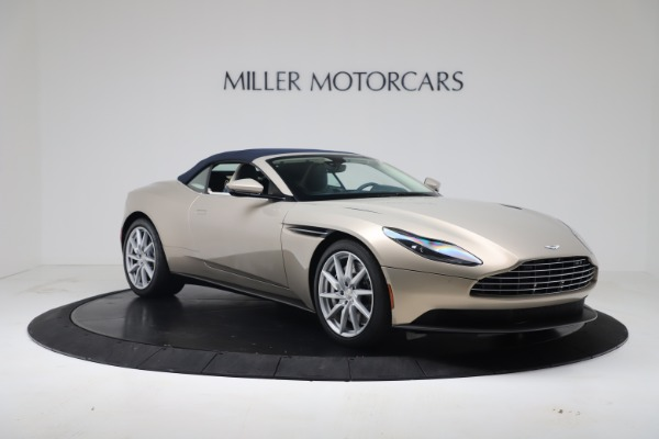 New 2020 Aston Martin DB11 Volante Convertible for sale Sold at Pagani of Greenwich in Greenwich CT 06830 28