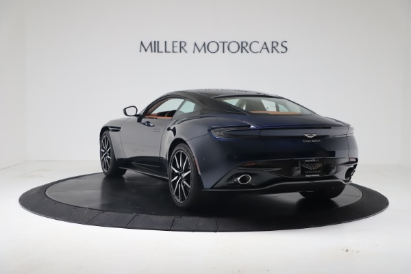New 2020 Aston Martin DB11 V8 Coupe for sale $231,691 at Pagani of Greenwich in Greenwich CT 06830 10