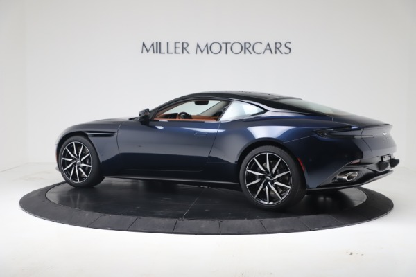 New 2020 Aston Martin DB11 V8 Coupe for sale $231,691 at Pagani of Greenwich in Greenwich CT 06830 11