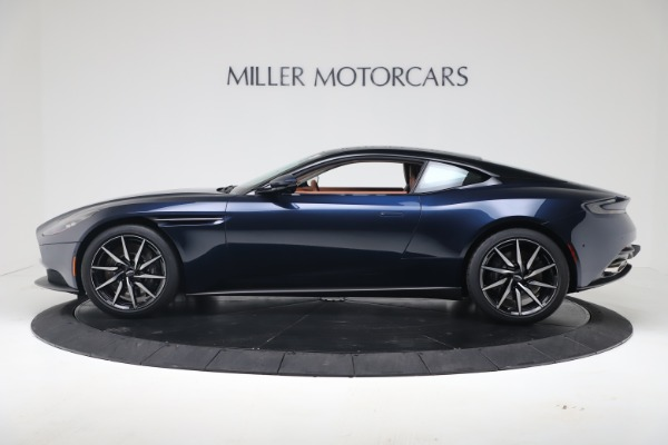 New 2020 Aston Martin DB11 V8 Coupe for sale $231,691 at Pagani of Greenwich in Greenwich CT 06830 12