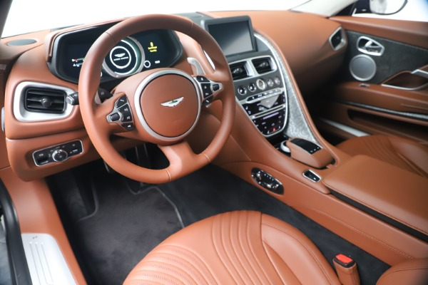 New 2020 Aston Martin DB11 V8 Coupe for sale $231,691 at Pagani of Greenwich in Greenwich CT 06830 14