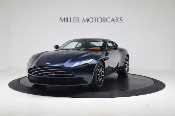 Used 2020 Aston Martin DB11 V8 Coupe for sale $199,990 at Pagani of Greenwich in Greenwich CT 06830 2