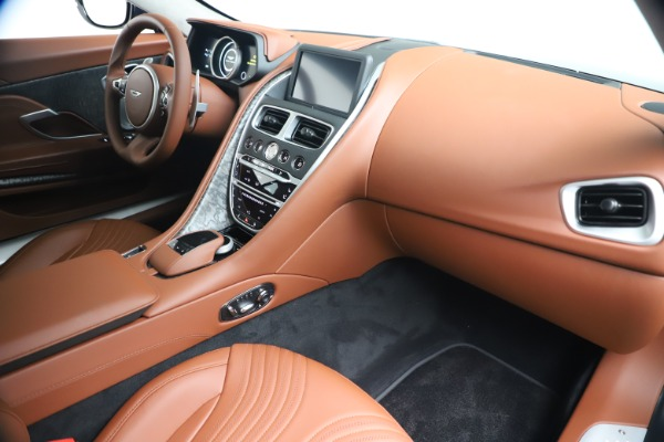 Used 2020 Aston Martin DB11 V8 Coupe for sale $199,990 at Pagani of Greenwich in Greenwich CT 06830 20