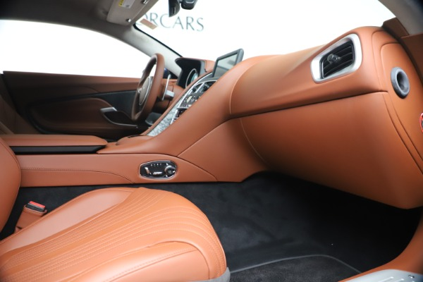 Used 2020 Aston Martin DB11 V8 Coupe for sale $199,990 at Pagani of Greenwich in Greenwich CT 06830 21
