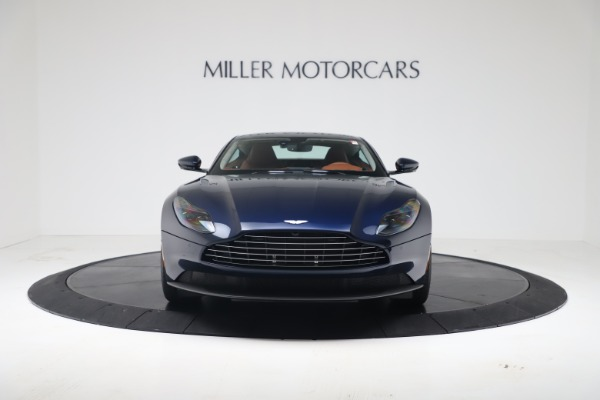 Used 2020 Aston Martin DB11 V8 Coupe for sale $199,990 at Pagani of Greenwich in Greenwich CT 06830 3