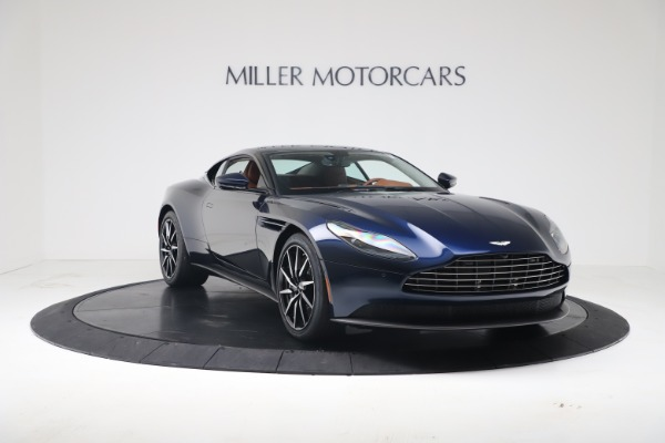 Used 2020 Aston Martin DB11 V8 Coupe for sale $199,990 at Pagani of Greenwich in Greenwich CT 06830 4