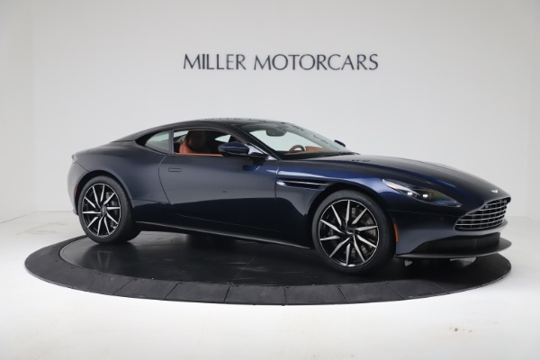 Used 2020 Aston Martin DB11 V8 Coupe for sale $199,990 at Pagani of Greenwich in Greenwich CT 06830 5