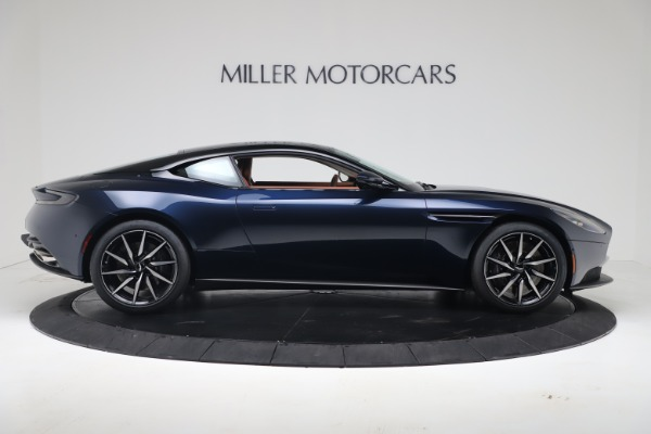 Used 2020 Aston Martin DB11 V8 Coupe for sale $199,990 at Pagani of Greenwich in Greenwich CT 06830 6