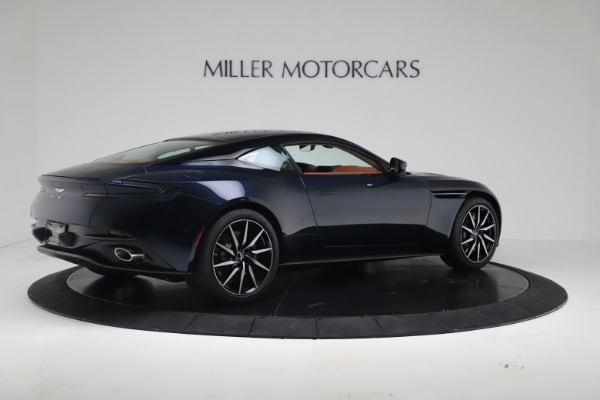 New 2020 Aston Martin DB11 V8 Coupe for sale $231,691 at Pagani of Greenwich in Greenwich CT 06830 7