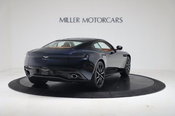 Used 2020 Aston Martin DB11 V8 Coupe for sale $199,990 at Pagani of Greenwich in Greenwich CT 06830 8