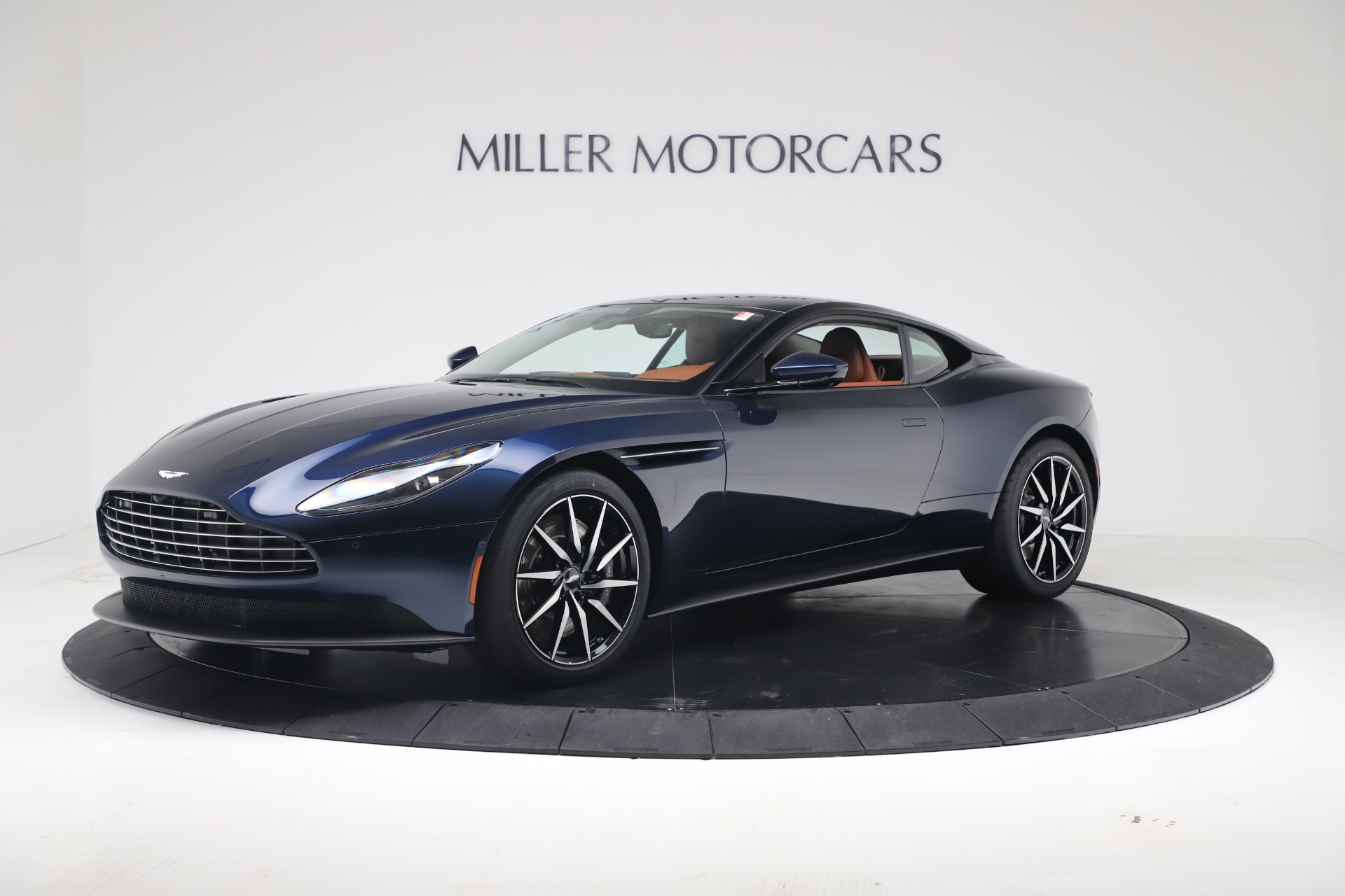 New 2020 Aston Martin DB11 V8 Coupe for sale $231,691 at Pagani of Greenwich in Greenwich CT 06830 1