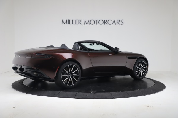 Used 2020 Aston Martin DB11 Volante Convertible for sale Call for price at Pagani of Greenwich in Greenwich CT 06830 10