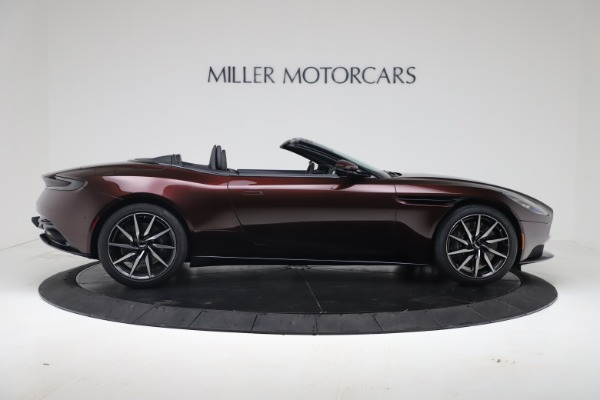 Used 2020 Aston Martin DB11 Volante Convertible for sale Call for price at Pagani of Greenwich in Greenwich CT 06830 11