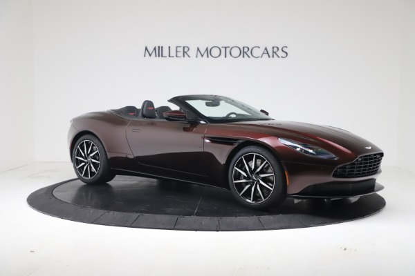Used 2020 Aston Martin DB11 Volante Convertible for sale Call for price at Pagani of Greenwich in Greenwich CT 06830 12