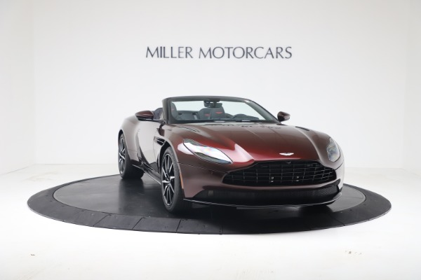 Used 2020 Aston Martin DB11 Volante Convertible for sale Call for price at Pagani of Greenwich in Greenwich CT 06830 13