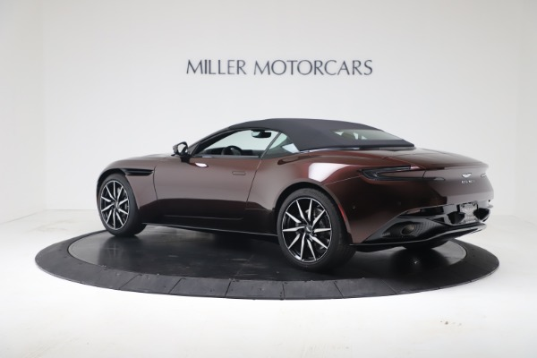 Used 2020 Aston Martin DB11 Volante Convertible for sale Call for price at Pagani of Greenwich in Greenwich CT 06830 15