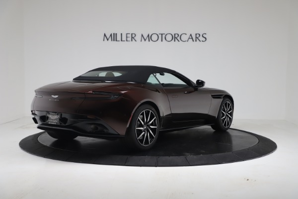 Used 2020 Aston Martin DB11 Volante Convertible for sale Call for price at Pagani of Greenwich in Greenwich CT 06830 16