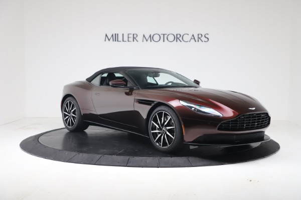 Used 2020 Aston Martin DB11 Volante Convertible for sale Call for price at Pagani of Greenwich in Greenwich CT 06830 18
