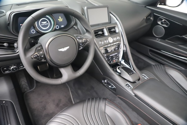 Used 2020 Aston Martin DB11 Volante Convertible for sale Call for price at Pagani of Greenwich in Greenwich CT 06830 19