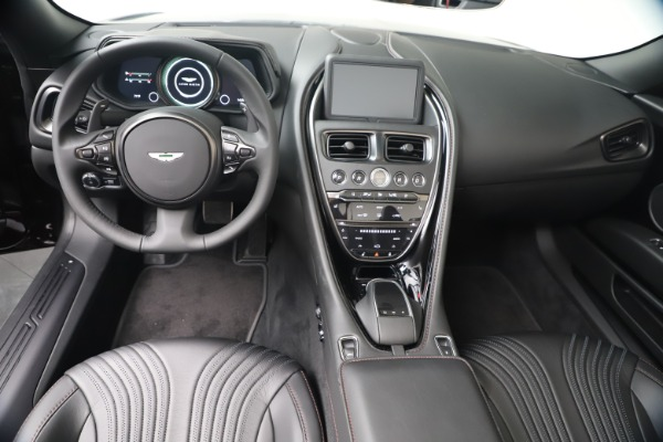 Used 2020 Aston Martin DB11 Volante Convertible for sale Call for price at Pagani of Greenwich in Greenwich CT 06830 23